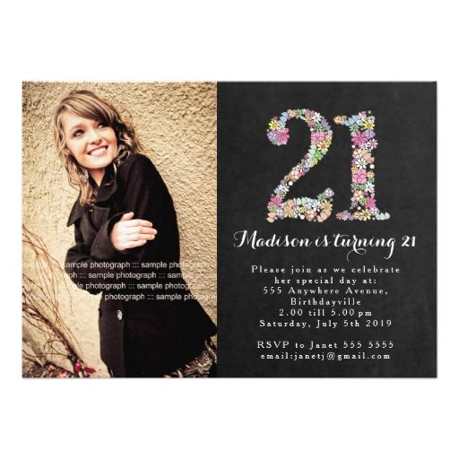21st birthday photo invitations designs ; 21st-birthday-party-invitations-for-girls-is-one-of-the-best-idea-for-you-to-make-your-own-Birthday-invitation-design-1