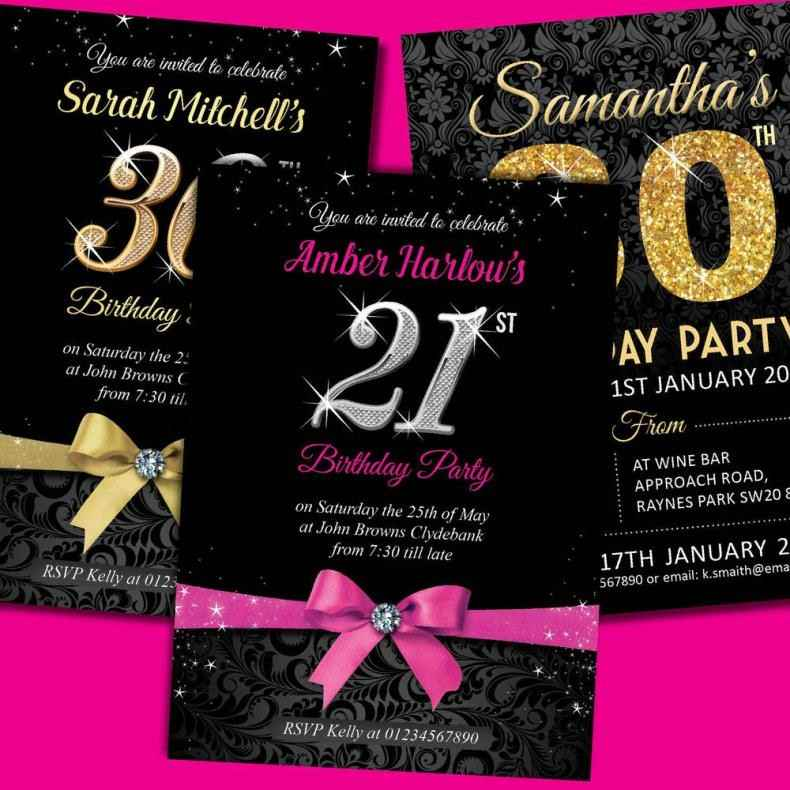 21st birthday photo invitations designs ; Free-21st-Birthday-Invitations-Designs