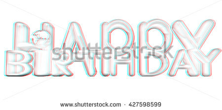 3d happy birthday drawing ; stock-photo--happy-birthday-d-colorful-text-with-earth-on-a-white-background-pencil-drawing-d-illustration-427598599