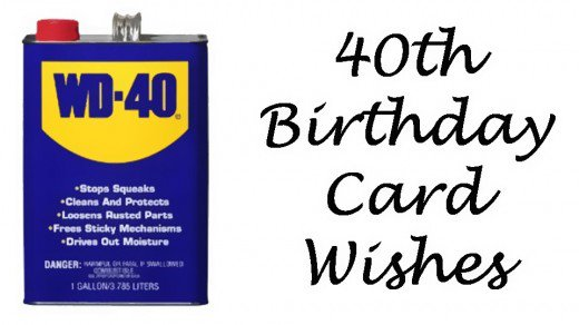 40 birthday greeting messages ; 12409991_f520