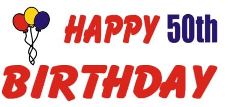 40th birthday clipart images ; 55651