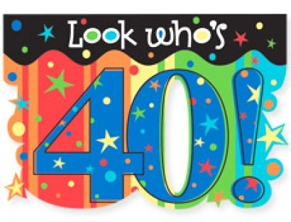 40th birthday clipart pictures ; 207a3a4fce65063297e02832a9cdd01c