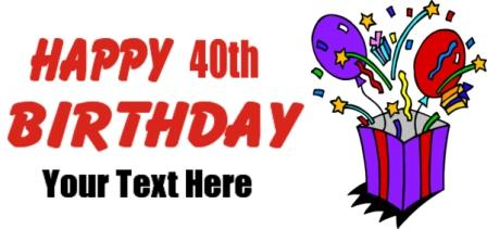 40th birthday clipart pictures ; clipart-for-birthday-banners-1