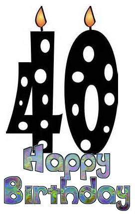 40th birthday clipart pictures ; e7ff5cc950d520dfa0c6157489e1f668