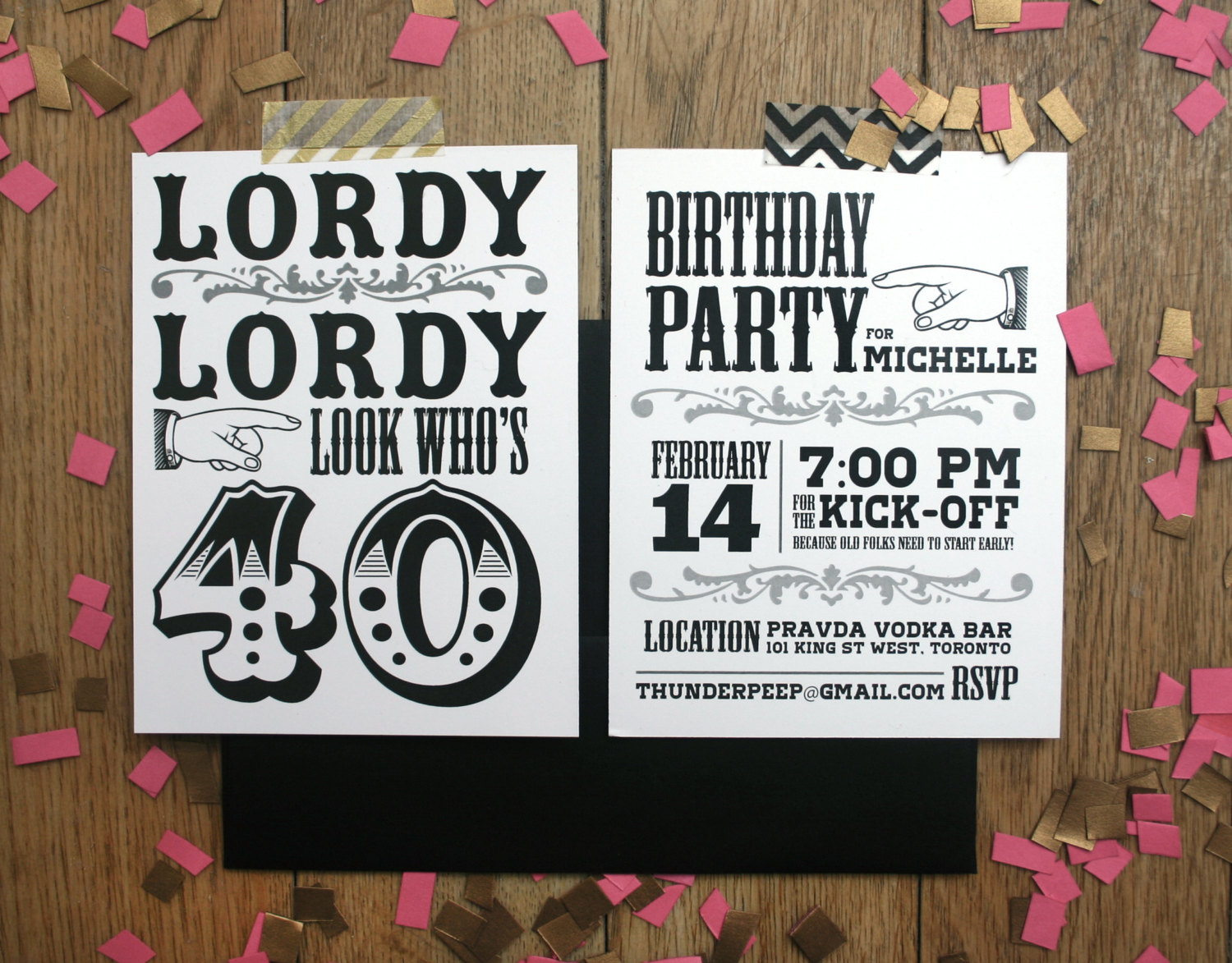 40th birthday invitation cards designs ; 40th-birthday-party-invite-how-to-make-your-own-Birthday-invitations-using-word-6