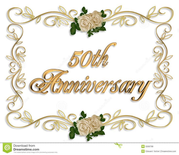 50th birthday border clip art ; e55bf0c5615edc4d16206d91a82bfdd6--th-anniversary-invitations--anniversary