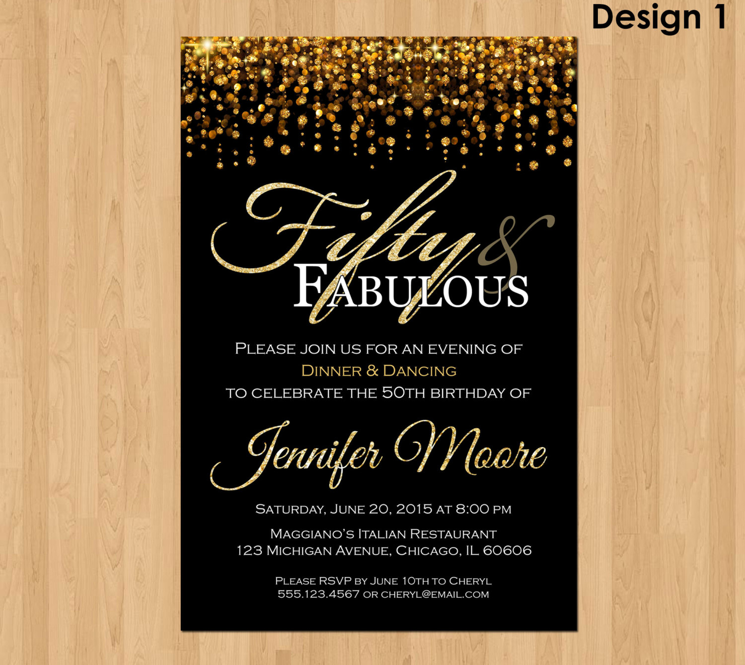 50th birthday invitation card designs ; 50Th-Birthday-Invitation-for-a-delightful-birthday-Invitation-design-with-delightful-layout-1
