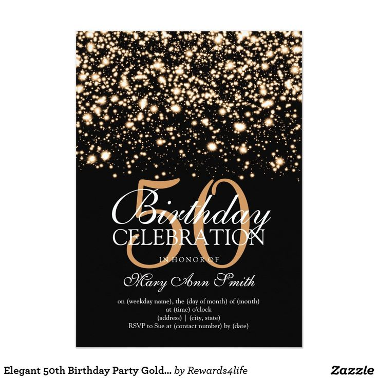 50th birthday invitation card designs ; 50th-birthday-party-invitations-for-her-best-25-50th-birthday-fiftieth-birthday-invitations