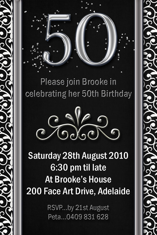 50th birthday invitation cards printable ; f3fc1f8cf7974917a09bf18e40f782e8