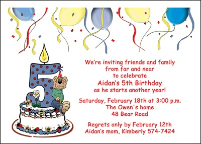 5th birthday invitation card template ; The-most-popular-5Th-Birthday-Invitation-Cards-89-On-Hello-Kitty-Invitation-Card-with-5Th-Birthday-Invitation-Cards