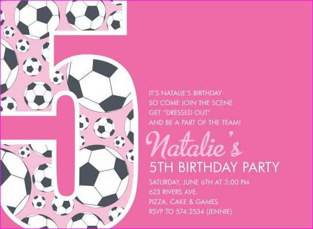 5th birthday invitation quotes ; 5th-birthday-invitation-wording-gangcraft-5th-birthday-invitation-wording-for-girl