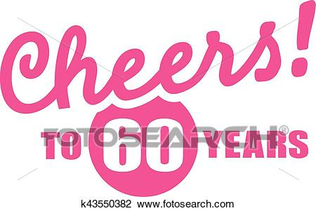 60th birthday clipart images ; cheers-to-60-years-60th-birthday-clipart__k43550382