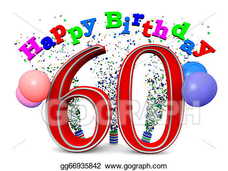 60th birthday clipart images ; happy-60th-birthday_gg66935842