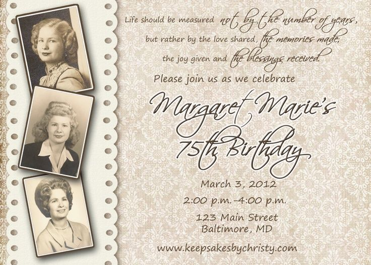 90th birthday borders ; 526c61fce541cc5f229e28c21fafba4b--custom-birthday-invitations-pink-invitations