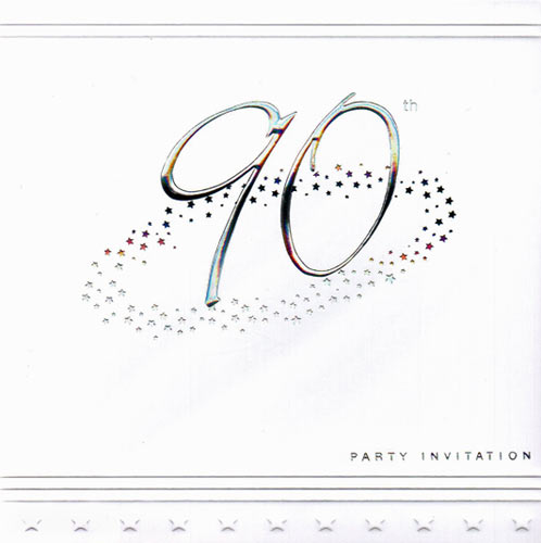 90th birthday borders ; 90th-birthday-invitations-uk-90th-silver-foil-party-invitations-in-packs-of-5-party-wizard