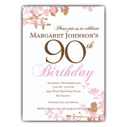 90th birthday borders ; 90th-birthday-invitations-with-photo-90th-birthday-party-invitations-which-can-be-used-to-make-your-own-birthday-invitation-design-8