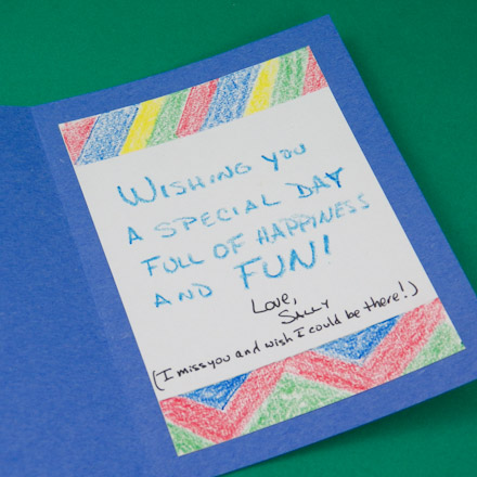 a picture of a birthday card ; Kids4PatchInside440