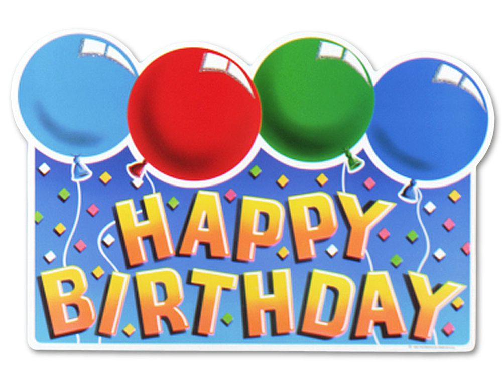 a picture of a happy birthday sign ; product_63519_1_orig