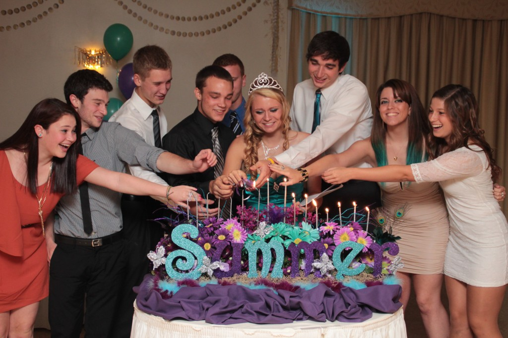 activities at a sweet 16 birthday party ; 16th-birthday-party-ideas-for-a-boy1