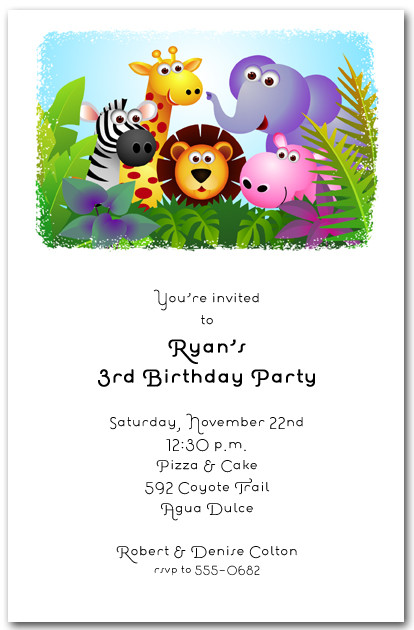 animal themed birthday party invitation wording ; jungle-party-invitation-wording-fun-in-the-jungle-birthday-invitations-safari-birthday-invitations-download