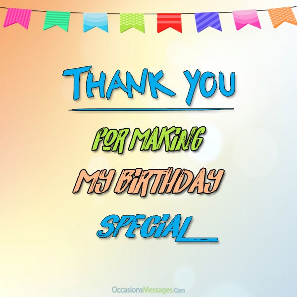 appreciation message for birthday greetings ; Thank-You-Messages-for-Coming-to-a-Birthday-Party