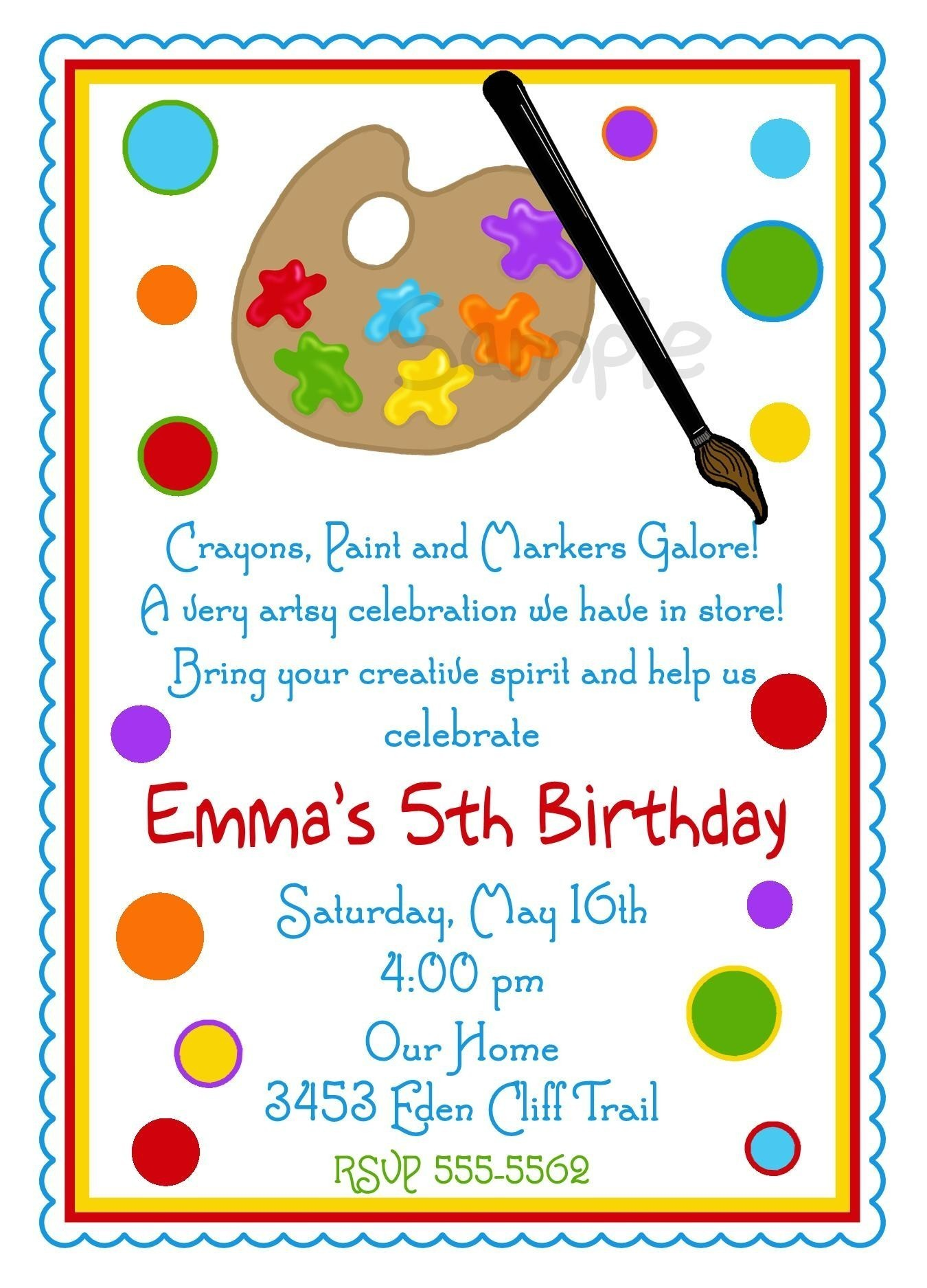 art themed birthday party invitation wording ; Art-Birthday-Party-Invitation-Wording-is-one-of-the-best-idea-for-you-to-make-your-own-birthday-Invitation-design-1