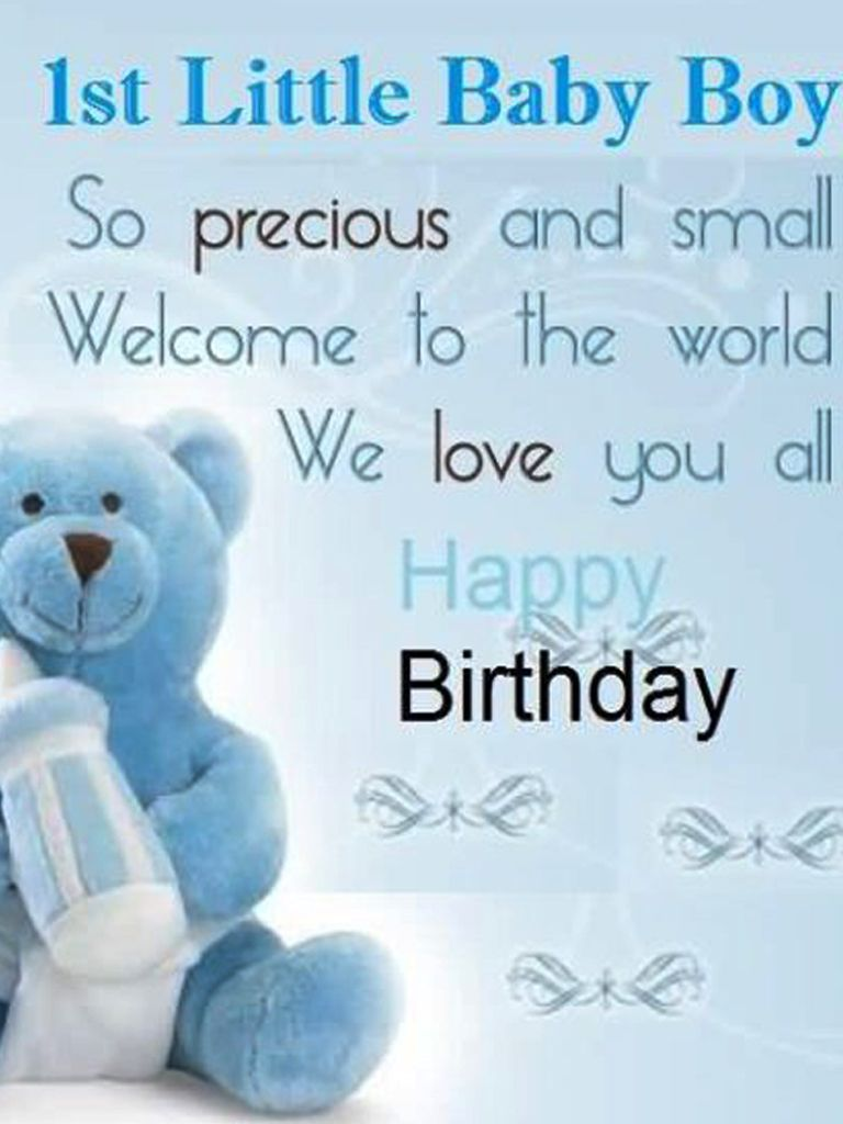 baby 1st birthday greeting message ; 8abbdb053ee3ca1dfd10becc65c9c86b