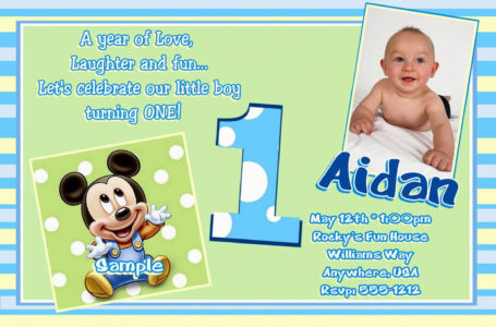 baby 1st birthday greeting message ; baby-boy-first-birthday-invitations-baby-boy-first-birthday-baby-1st-birthday-invitation-message-455x300