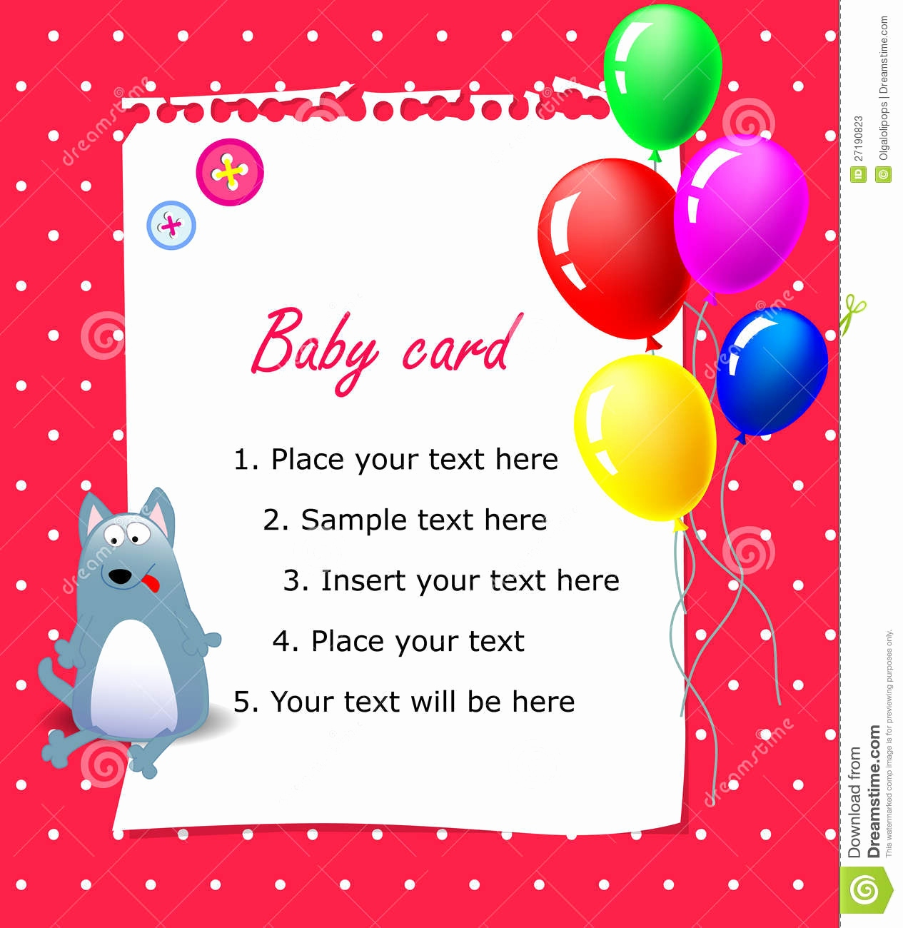 baby birthday card design ; baby-birthday-cards-new-baby-happy-birthday-card-pink-stock-vector-image-of-baby-birthday-cards