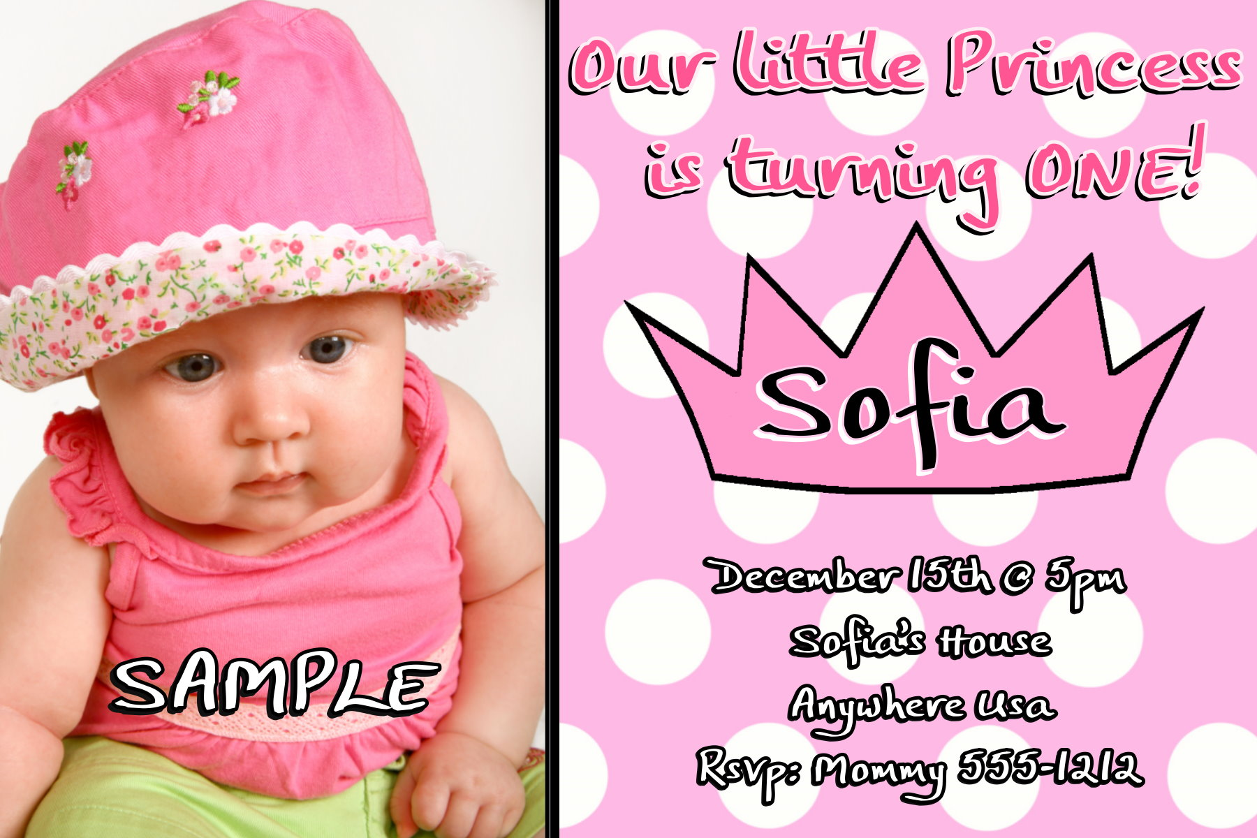 baby birthday invitation card template ; Interesting-Sample-1St-Birthday-Invitation-Card-36-In-Marriage-Invitation-Card-Template-Free-Download-with-Sample-1St-Birthday-Invitation-Card