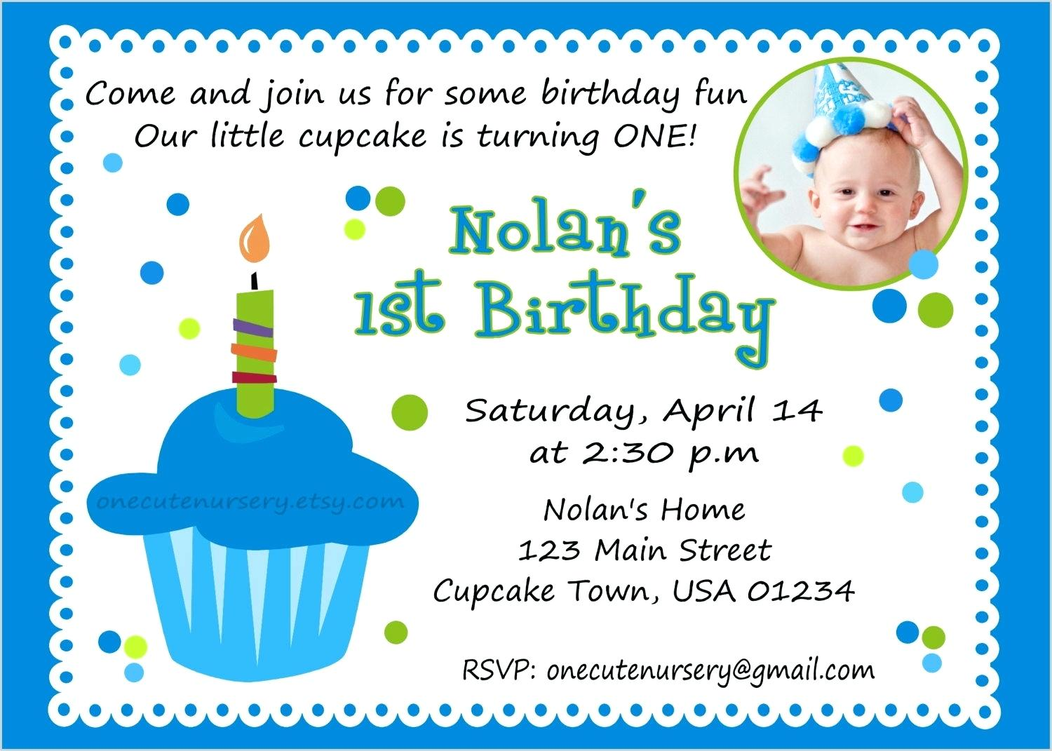 baby birthday invitation card template ; first-birthday-invitation-card-template-free-baby-design-for-boy