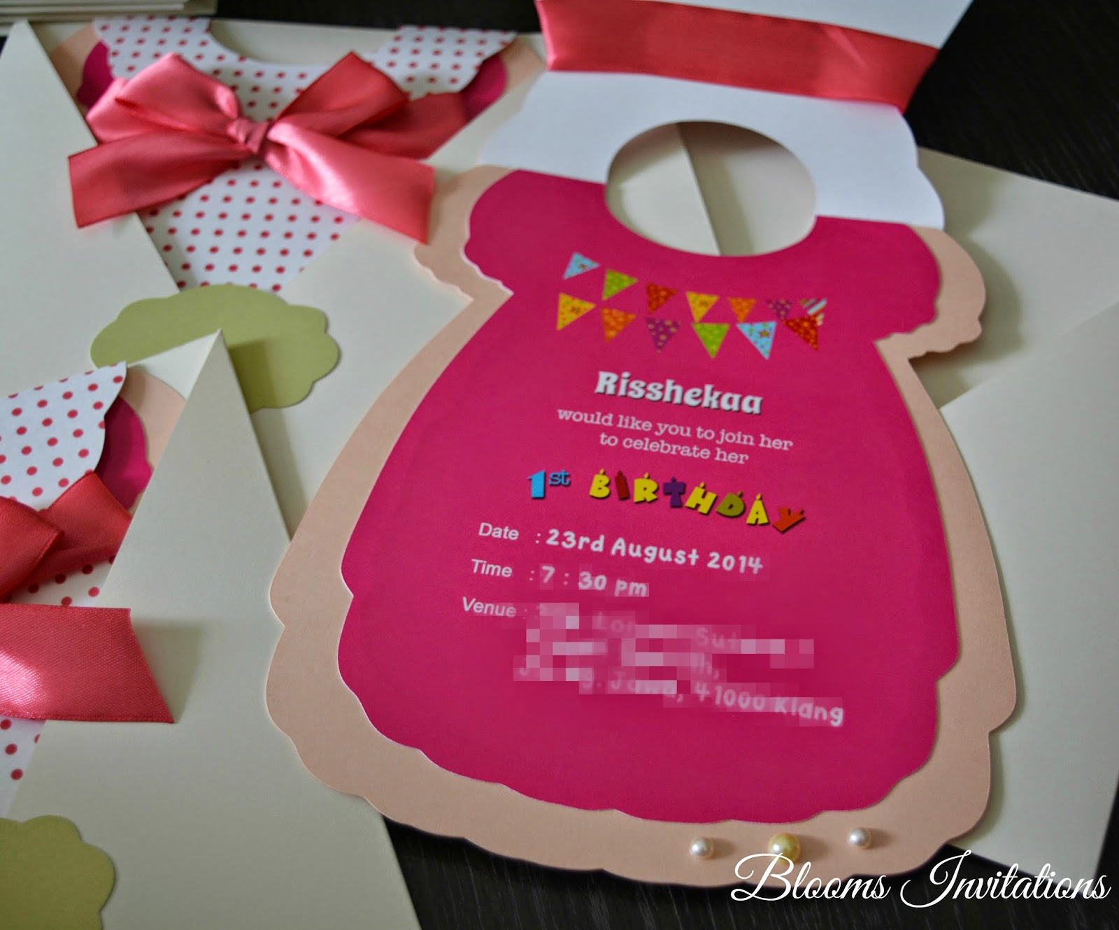 baby girl birthday invitation card design ; 1St-Birthday-Invitation-Card-For-Baby-Girl-and-get-ideas-how-to-make-pretty-birthday-Card-appearance-6