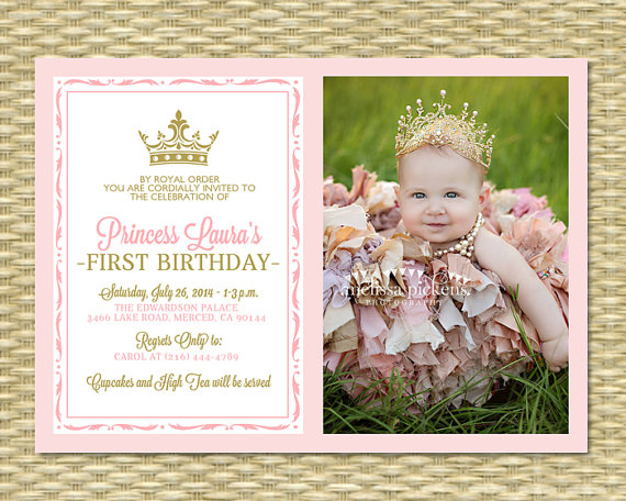 baby girl birthday invitation card design ; ae55f8a363597fb0ec26bd2632493b2b