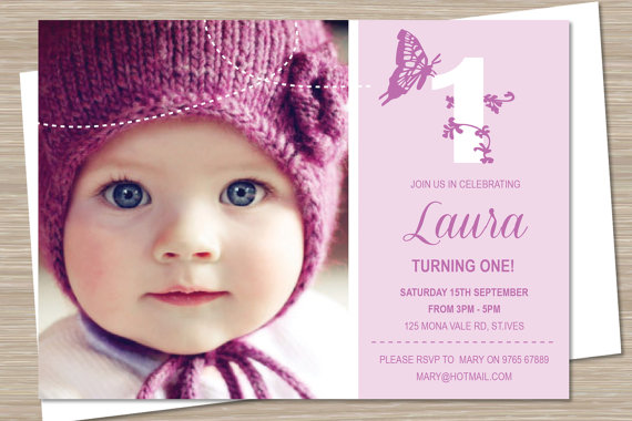 baby girl birthday invitation card design ; baby-girl-first-birthday-invitation-card-Of-Birthday-Invitations-Designed-terrific-20