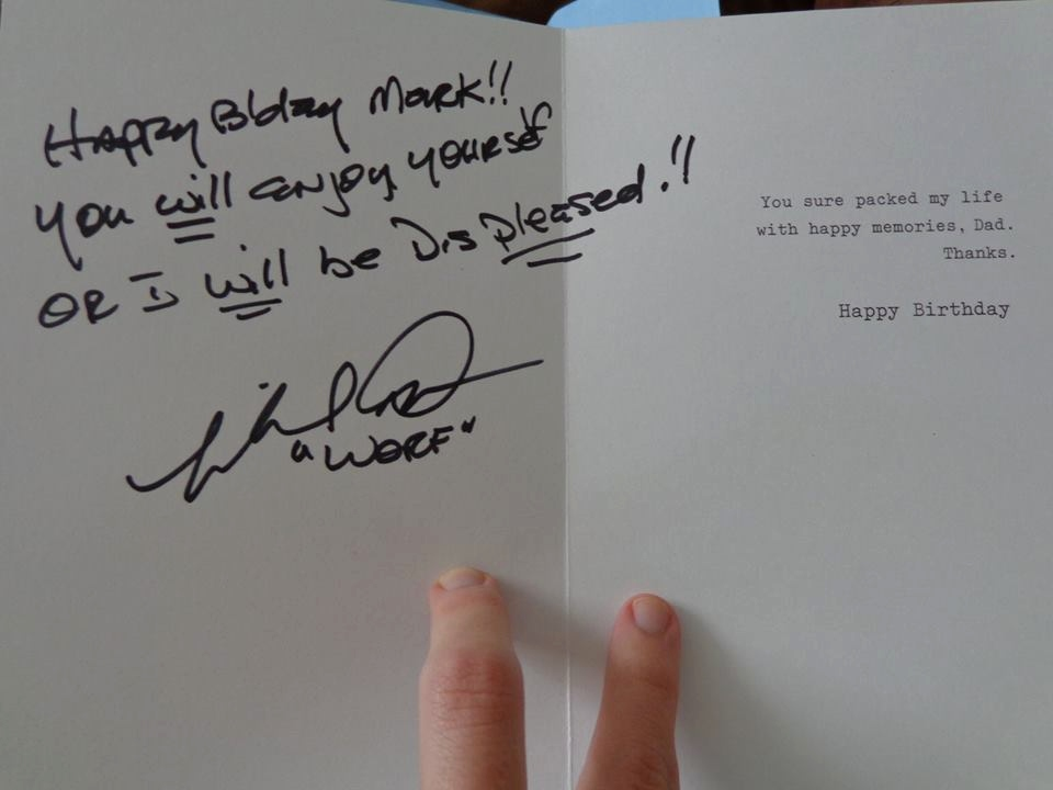 Best Way To Sign A Birthday Card Best Happy Birthday Wishes