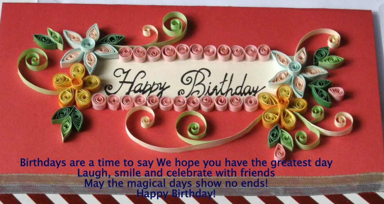 birth day wishes images ; 2