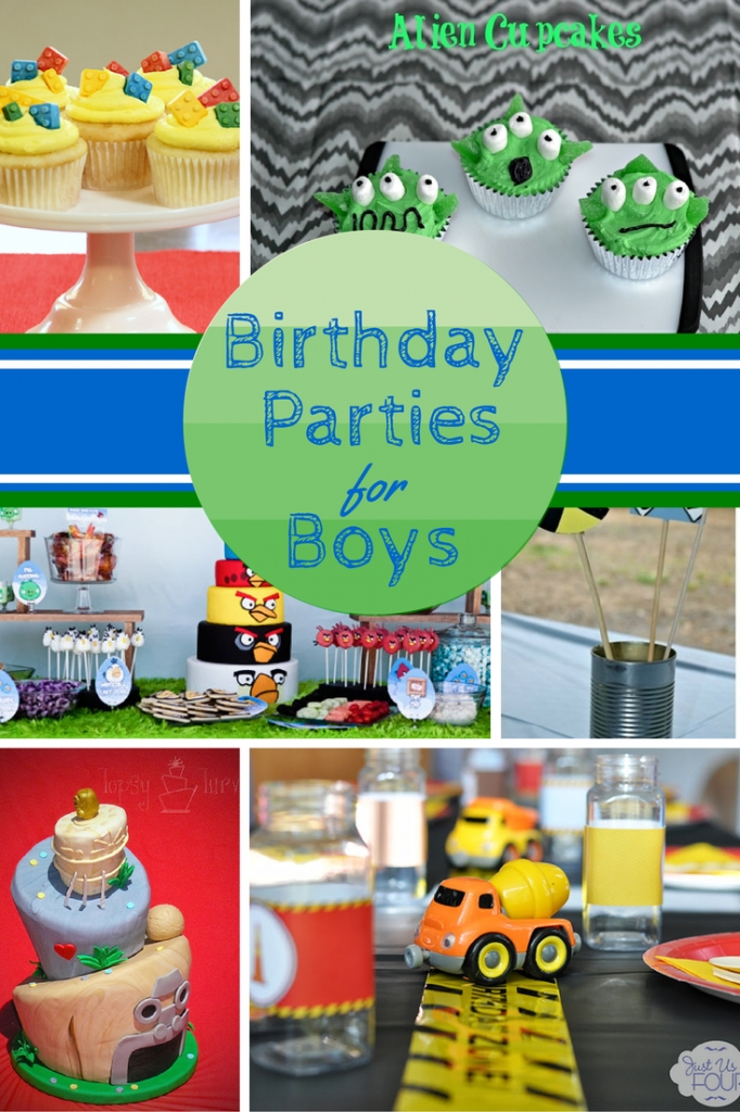 Birthday Activities For 10 Year Olds Great Party Themes