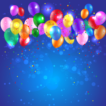 birthday background images for photoshop ; Colored-confetti-with-happy-birthday-background-vector-01