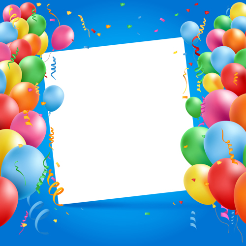 birthday background images for photoshop free download ; Colored-balloons-with-birthday-background-graphics-vector-06