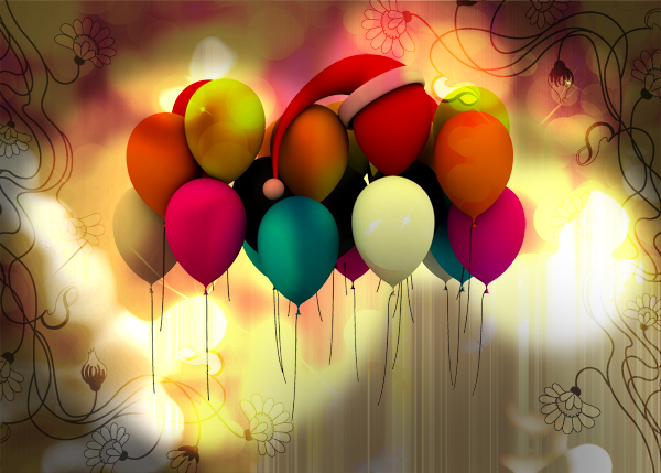 birthday background images for photoshop free download ; psd-christmas(1)