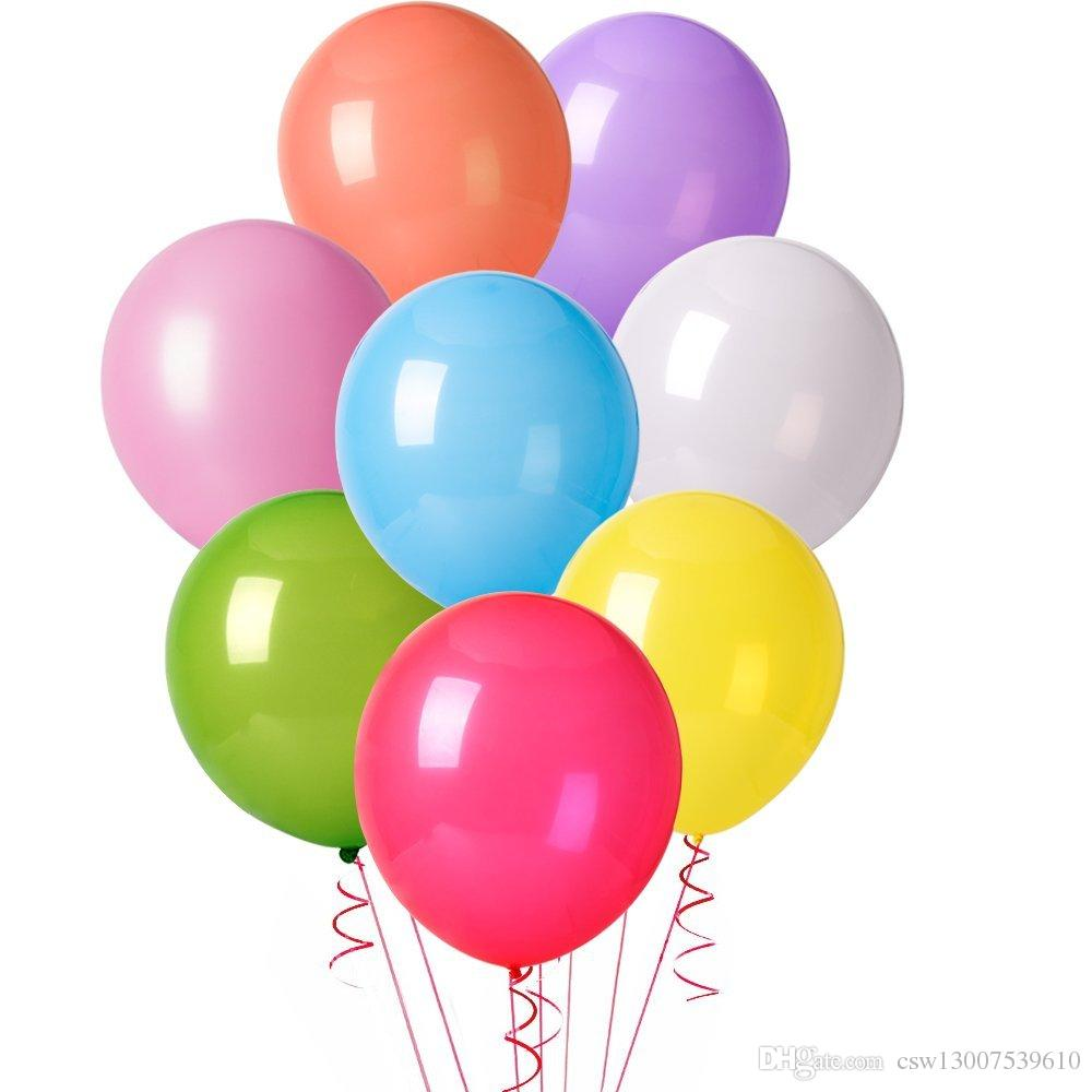 birthday balloon drawing ; 12-inches-assorted-color-party-balloons-apply