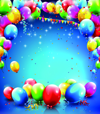 birthday banner background images ; happy_birthday_colored_balloon_creative_background_541642