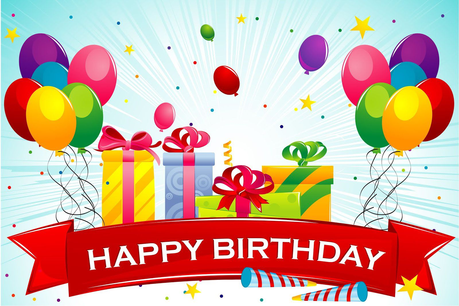 birthday banner images ; Gift-And-Wishes-Happy-Birthday-Banner