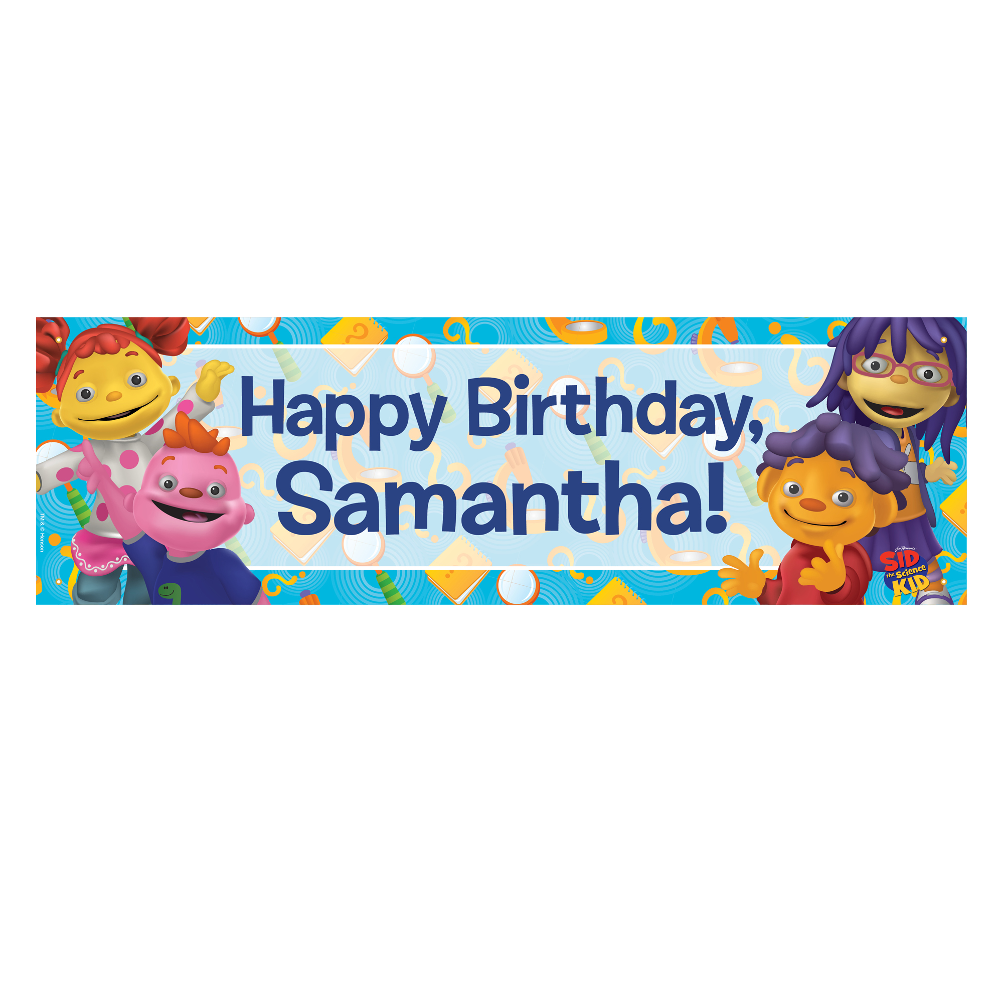 birthday banner images ; SID-2800-SK042