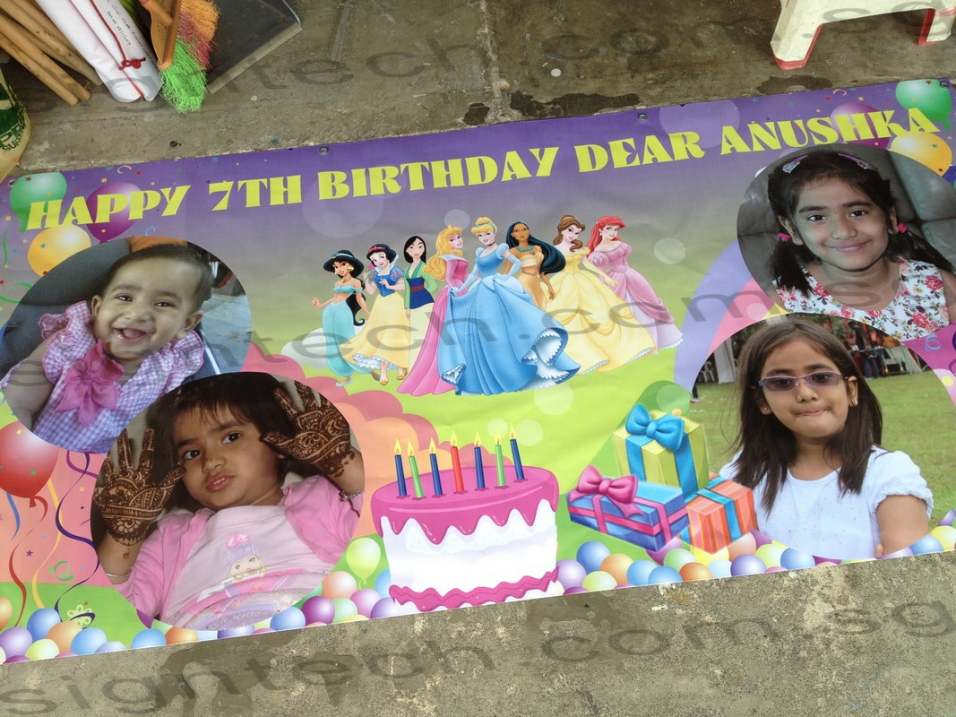 birthday banner with picture ; IMG_0709