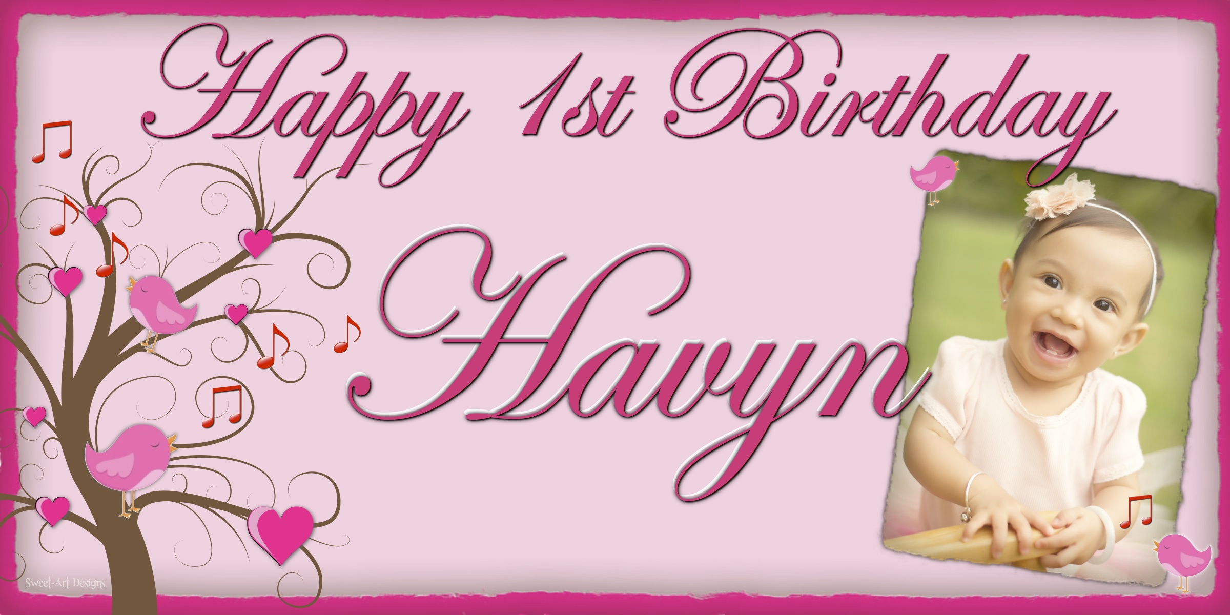 birthday banner with picture ; final-e2809c4ft-x-8ft-danlyn-casil-v5e2809d