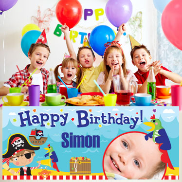 birthday banners with photos ; personalised-link-childrens-l2