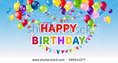 birthday banners with photos ; stock-vector-positive-holiday-birthday-banner-589441277