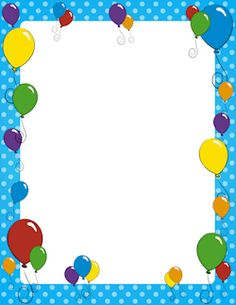 birthday border template free ; f2875046ed493aff9339468253a82054--clip-art-school-pictures