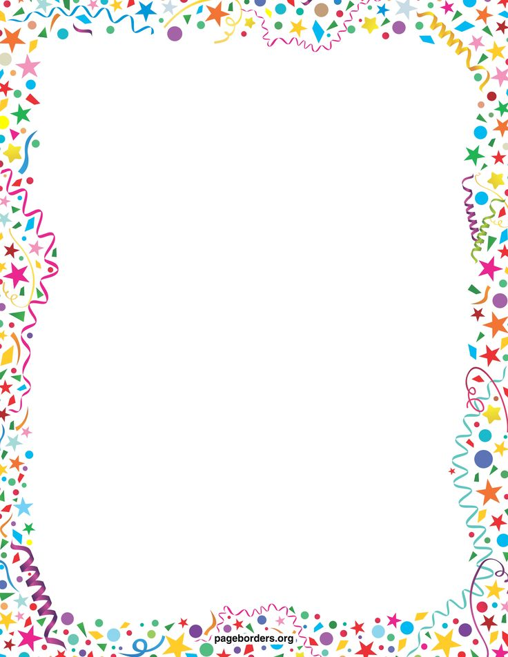 birthday borders for photos ; free-printable-birthday-borders-and-frames-59-best-birthday-borders-images-on-pinterest-tags-leaves-and-download